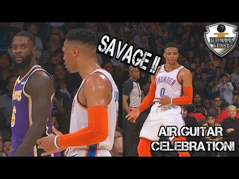 NBA Most SAVAGE and DISRESPECTFUL Moments Ever