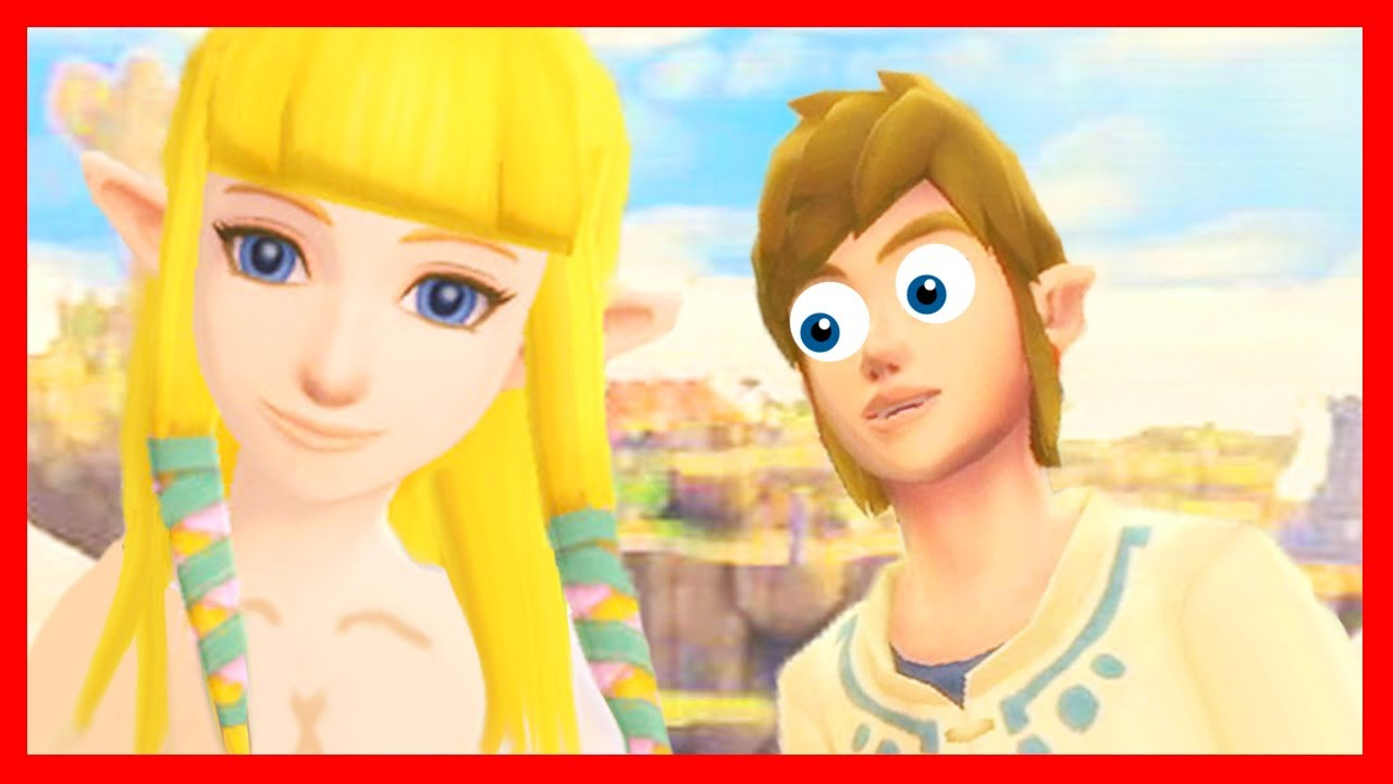 Zelda Nude 16