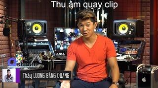 thu âm bài hát, quay clip - Qstudio - Lương Bằng Quang
