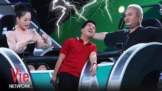 Vinh Râu FAP TV Mém Lên Đỉnh Trong Sự Ngỡ Ngàng Của Hari Won | Hài Nhanh Như Chớp Mùa 2 [Full HD]