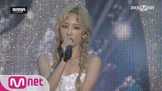 MAMA2015 - Taeyeon -