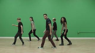 Breaking Through // Dance Tutorial // Bethel Music Kids