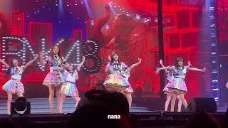 #48GAsiaFes part concert - Yume No Route & Kimi No Koto Ga Suki Dakara - BNK48
