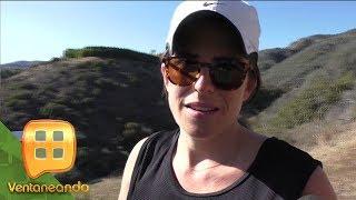 Encontramos a Karla Souza en Los Ángeles | Ventaneando