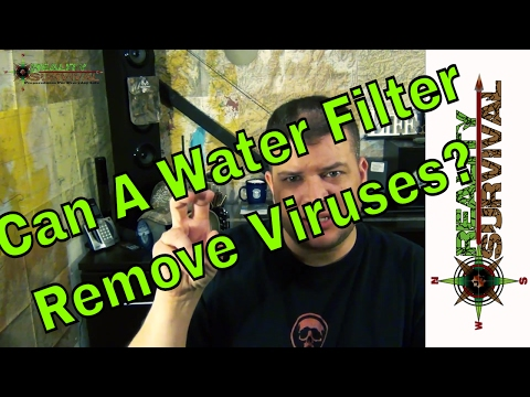 Survival Myth: Can you filter out viruses?