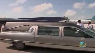 Dr. Myles Munroe Death Exclusive News Footage Caskets Returning Home