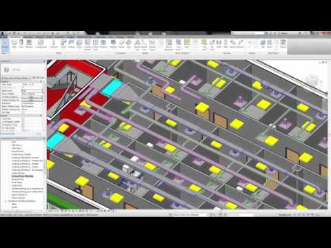 Revit 2017 - What's New Improved Software Performance