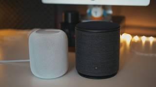 Apple HomePod vs B&O M5 - Sound comparison...