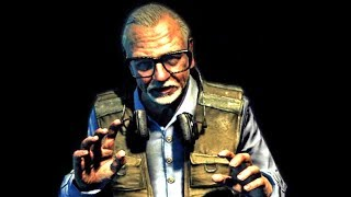 RIP GEORGE ROMERO. Call of Duty Black Ops Zombies