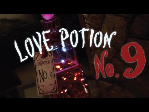Barry's Love Potion No 9