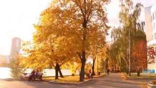 Осень Россия Mùa thu vàng nước Nga 2015 pat 1
