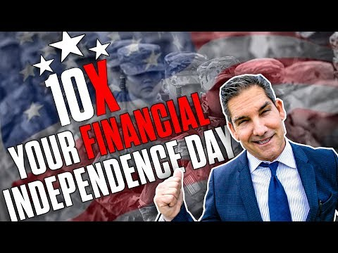 10X Your Financial Independence - Grant Cardone photo