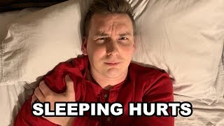 How To Get Hurt While Sleeping..