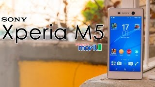 Video Sony Xperia M5 hA4L8sLthW0