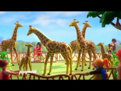 PLAYMOBIL – Zoo (español)