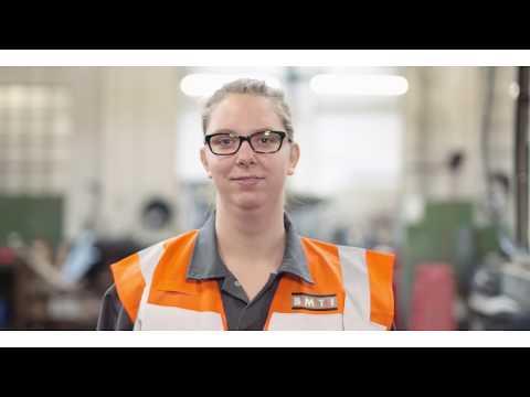 STRABAG Karriere - Ausbildung zur Land- und Baumaschinenmechatronikerin