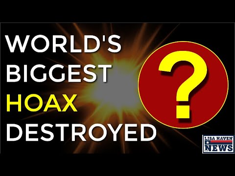 The WORLDS BIGGEST HOAX Just Got Demolished…New Evidence Confirms Everything They're Hiding