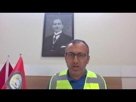 İŞYERLERİMİZDE COVID-19 MÜCADELESİNDEN
