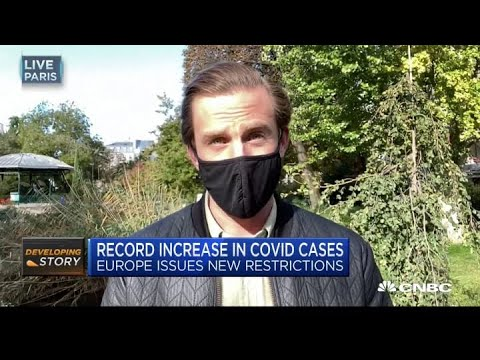 European countries issue new restrictions amid Covid-19 resurgence