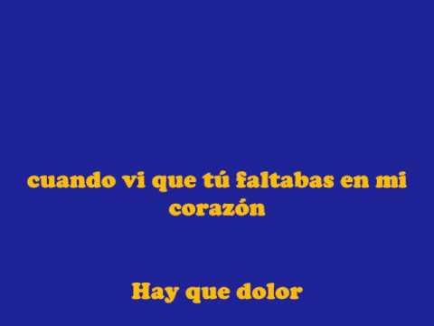 salsa 2012  Por ti yo vivo sin ti yo muero