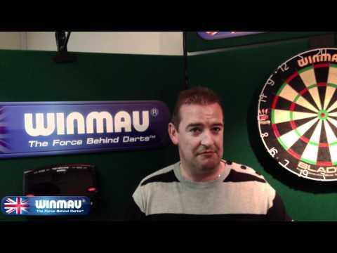 Darts Practice -- Dean Winstanley talks you through his practice routines