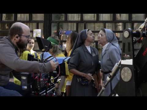 'La llamada' - making of de la película