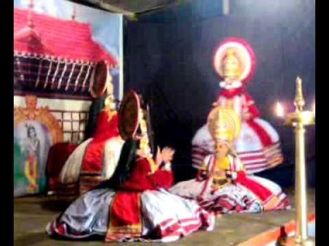 Dushasanavadham Kathakali 3
