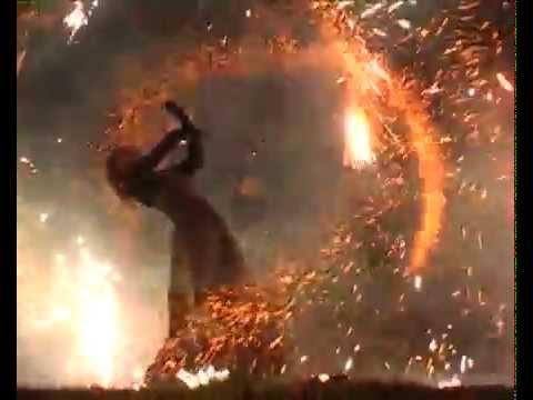 «Огненная сказка».