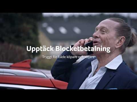 Nyhet! Blocketbetalning - Trygghet hela vägen!