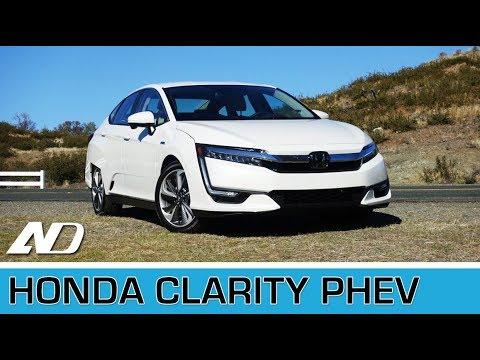"Honda Clarity PHEV - ¿Mejor que Chevrolet Volt"" Primer Vistazo"