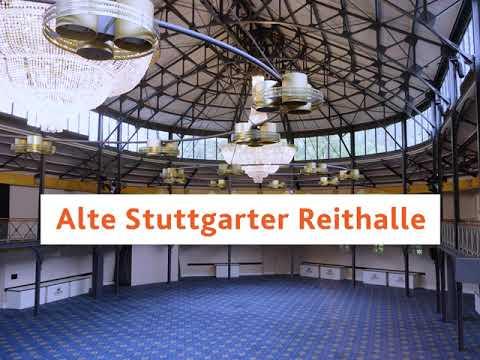 Alte Stuttgarter Reithalle