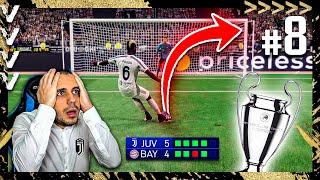 IL RIGORE CHE DECIDE LA CHAMPIONS.... Carriera Allenatore #8 - FIFA 21