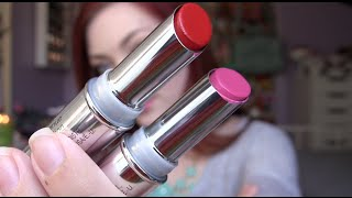 NEW Covergirl Outlast Longwear + Moisture Lipstick Review