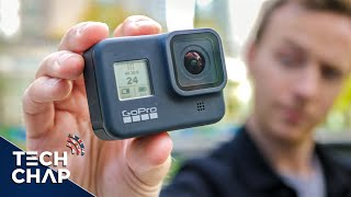 GoPro Hero 8 Black FULL REVIEW - Should You Upgrade? | The Tech Chap