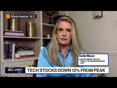 Tech Stocks Are Due for a Correction, Says Northern Trust's Nixon