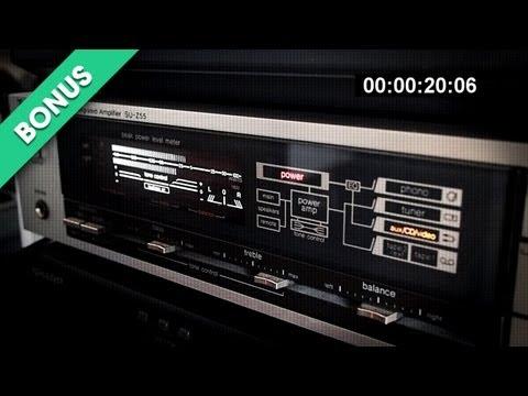 Technics Integrated Amplifier SU-Z55 [HD]
