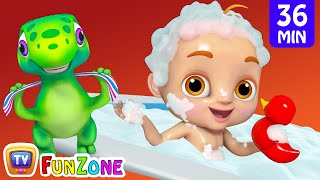 Babies Bath Song and Many More 3D Nursery Rhymes & Songs for Babies | ChuChu TV