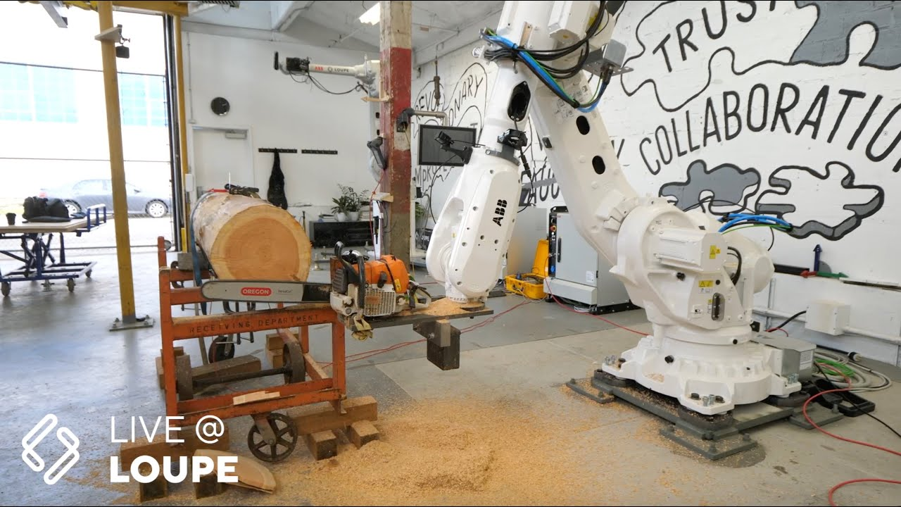 Robots & Chainsaws