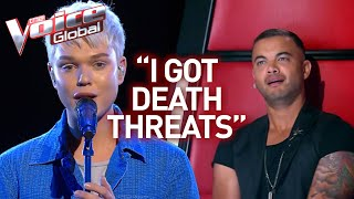 Bullied 'Got Talent' Winner auditions in The Voice   Journey #45