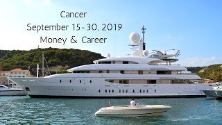 Cancer September 15-30, 2019 // Truly Empowered & Moving Forward In Success