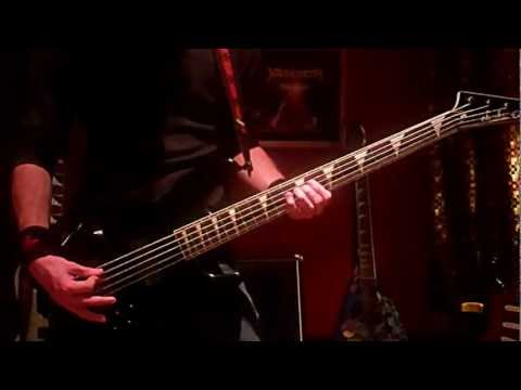 Megadeth - Victory on Bass