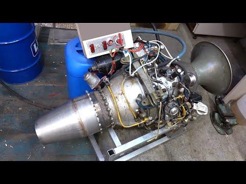 Варю сопло для реактивного двигателя АИ-8 photo