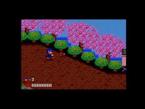 #1 Dynamite Dux- Sega Master System (COMPLETO).