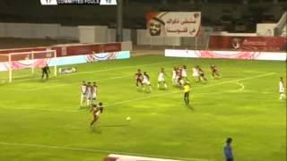 EMIRATES VS AL JAZIRA ETISALAT PRO LEAGUE ROUND 17 (الإمارات  - الجزيرة)