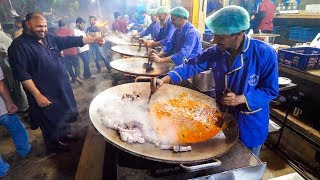 VOLCANIC STIR FRY | Kat-A-Kat Masters in Pakistan | Amazing Street Food in the World!