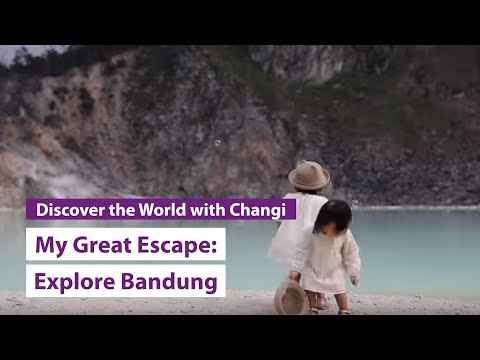 My Great Escape: Bandung