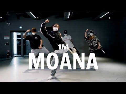 G-Eazy & Jack Harlow - Moana / Yoojung Lee Choreography
