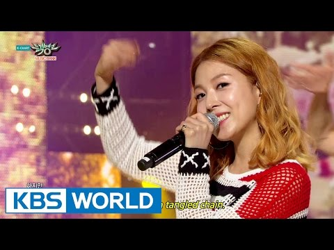 BoA (보아) - Who Are You [Music Bank HOT Stage / 2015.05.29]