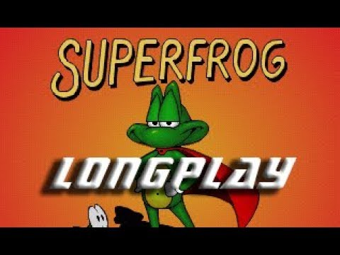 Longplay #178 Superfrog (Commodore Amiga)