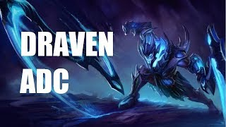 League of Cool Kids – Draven ADC – Full Ranked Game with Evanandrewh